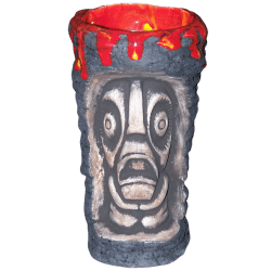 Front - LavaTay Mug - South Sea Arts - Limited (Kissed By Pele) Edition
