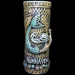 Front - Mermaid Mug - TikiRob - Color Edition