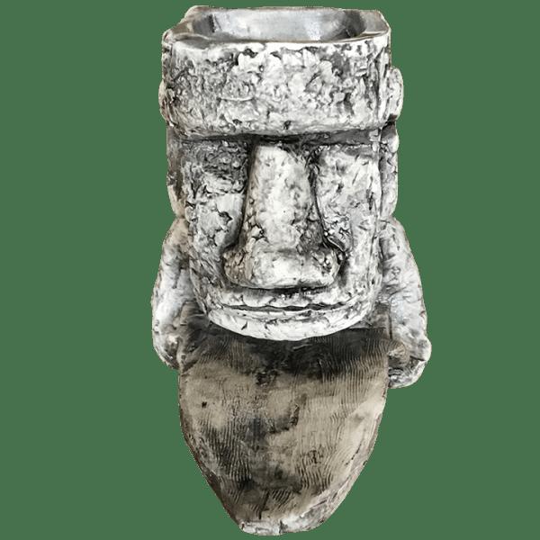 Front - Off To S.E.A. Moai - Outl1n3 Island - Test Glaze Edition