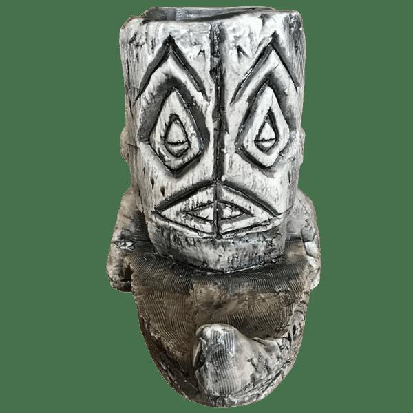 Front - Off To S.E.A. Tangaroa - Outl1n3 Island - Test Glaze Edition