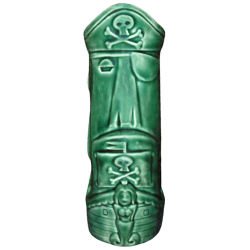 Front - Ol' One Eyed Moai - Tiki Oasis - Limited Edition