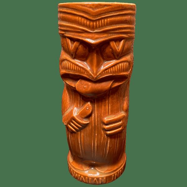 Front - Paddle Licker - Hawaiian Inn - Orange Edition