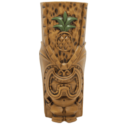 Front - Pineapple King - Tiki Farm - Amber Edition