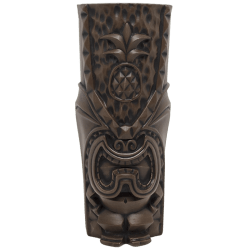 Front - Pineapple King - Tiki Farm - Medium Brown Edition