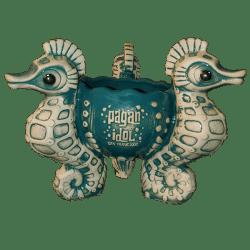 Front - Seahorse Bowl - Pagan Idol - One Year Anniversary Edition