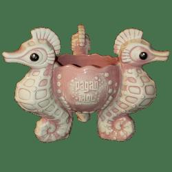 Front - Seahorse Bowl - Pagan Idol - Two Year Anniversary Edition