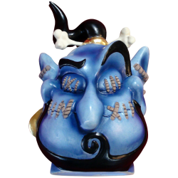 Front - Shrunken Wishes - Tiki Doc - Limited Edition
