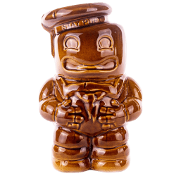 Front - Stay Puft Marshmallow Man - Mondo - Brown Variant