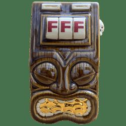 Front - Tiki Bandit - Frankie's Tiki Room - Red Edition