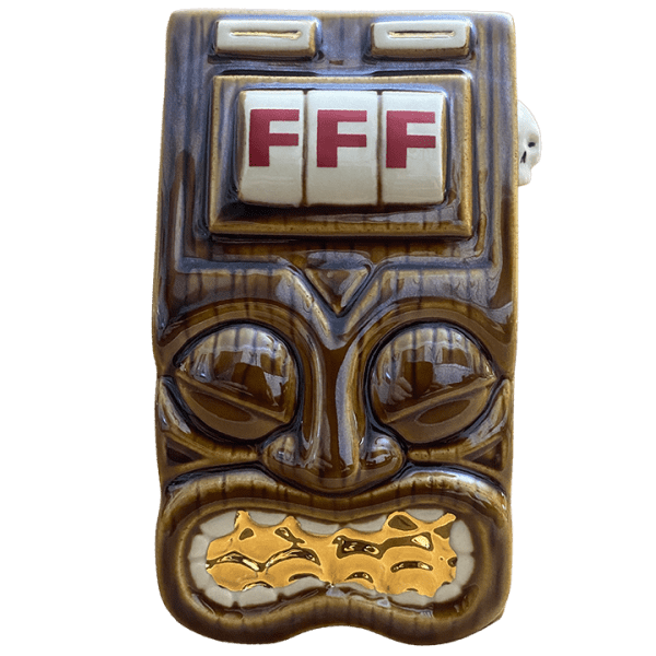 Front - Tiki Bandit - Frankie's Tiki Room - Red Edition