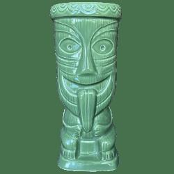 Front - Tunga-Toa - Tiki Farm - Green Special Edition
