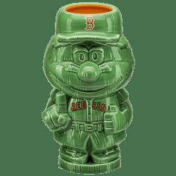 Front - Wally the Green Monster (Major League Baseball) - Geeki Tikis - 1st Edition