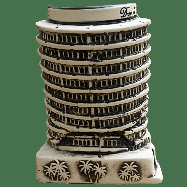 Side - Capitol Record Quake Mug - Death & Co. - Bone Edition