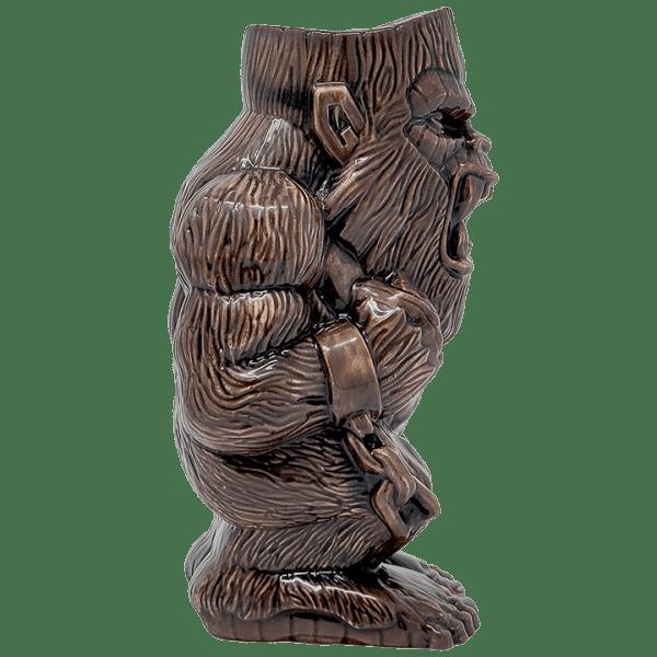 Side - Godzilla vs. Kong Kong Tiki Mug - Mondo - Skull Island Variant