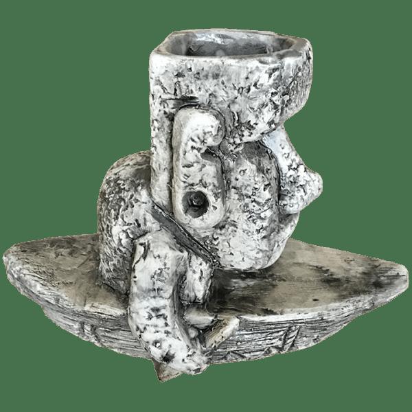Side - Off To S.E.A. Moai - Outl1n3 Island - Test Glaze Edition