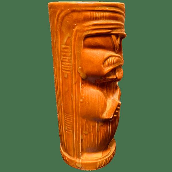 Side - Paddle Licker - Hawaiian Inn - Orange Edition