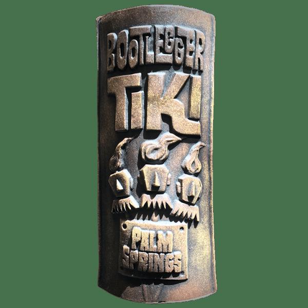 Back - Classic Kane - Bootlegger Tiki - 3rd Edition
