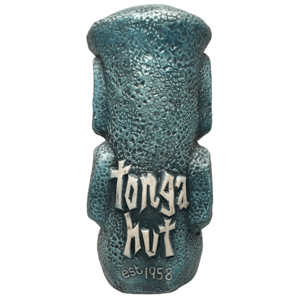 Back - Drooling Bastard - Tonga Hut - Light Blue Edition