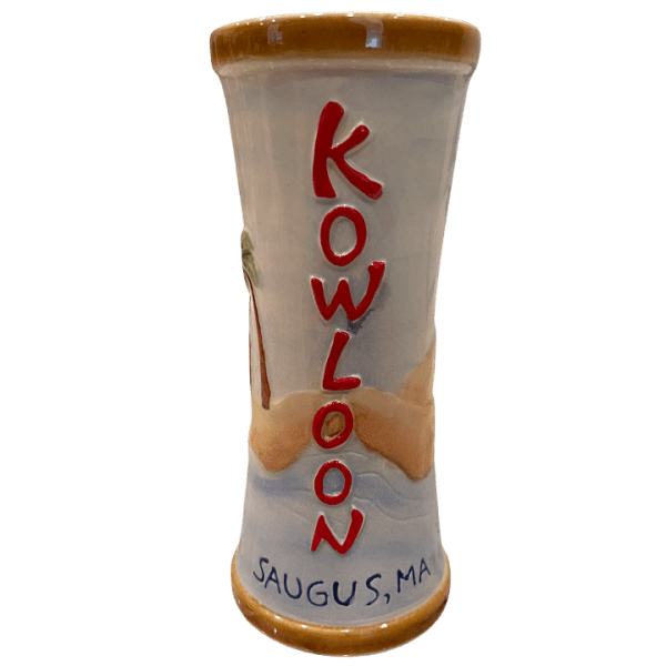Back - Island Fogcutter - Kowloon - Open Edition