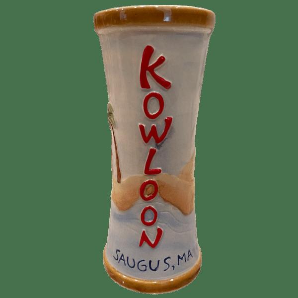 Back - Island Fogcutter - Kowloon - Open Edition