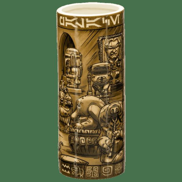 Back - Jabba's Palace Scenic Mug (Star Wars) - Geeki Tikis - 1st Edition