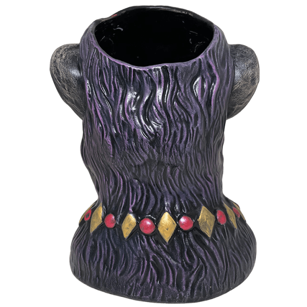 Back - Kunga Kong - Lost Temple Traders - Faust Edition