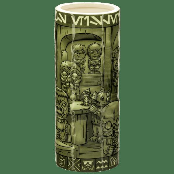 Back - Mos Eisley Scenic Mug (Star Wars) - Geeki Tikis - 1st Edition