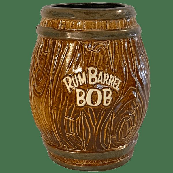 Back - Rum Barrel Bob - BigToe - Brown Edition