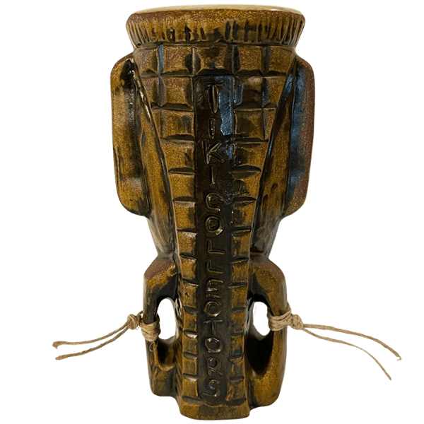 Back - The Collector - Tiki Collectors Facebook Group - 1st Edition