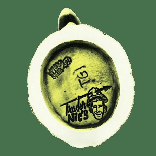 Bottom - Barker Bird - Trader Nic's - Lime Edition