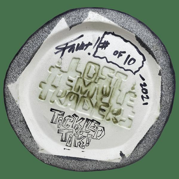 Bottom - Kunga Kong - Lost Temple Traders - Faust Edition