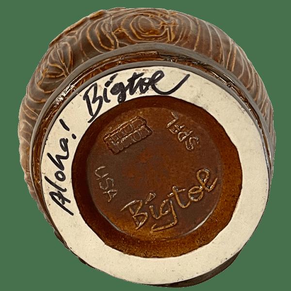 Bottom - Rum Barrel Bob - BigToe - Brown Edition