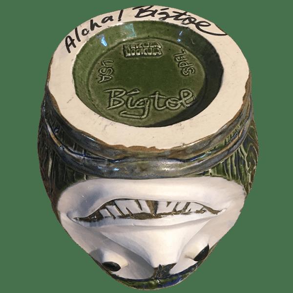 Bottom - Rum Barrel Bob - BigToe - Green Edition
