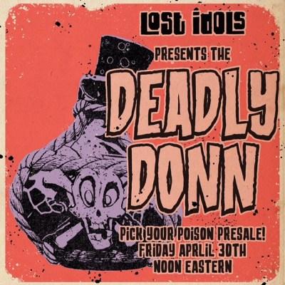 Deadly Donn Mug By Lost Idols Co