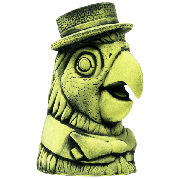 Front - Barker Bird - Trader Nic's - Lime Edition