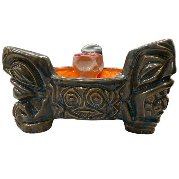 Front - Cannibal Bowl for False Idol - Bosko - 1st Edition