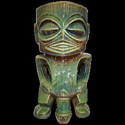 Front - Cook Island Tangaroa - Desert Oasis Room - Green Edition