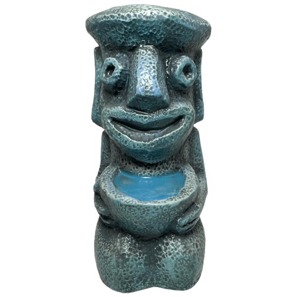 Front - Drooling Bastard - Tonga Hut - Light Blue Edition