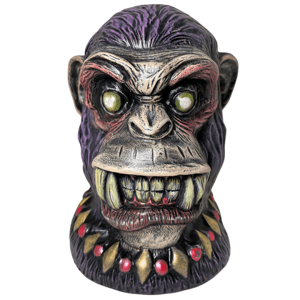 Front - Kunga Kong - Lost Temple Traders - Faust Edition