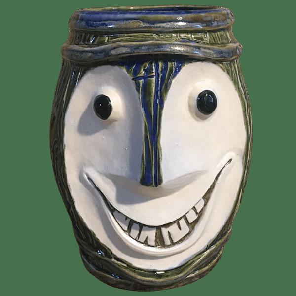 Front - Rum Barrel Bob - BigToe - Green Edition