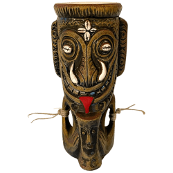 Front -The Collector - Tiki Collectors Facebook Group - 1st Edition