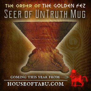 Seer of UnTruth Cocktail Mug By House Of Tabu