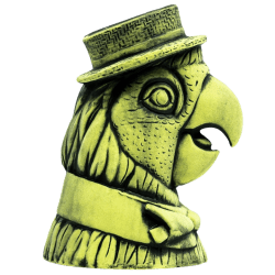 Side - Barker Bird - Trader Nic's - Lime Edition