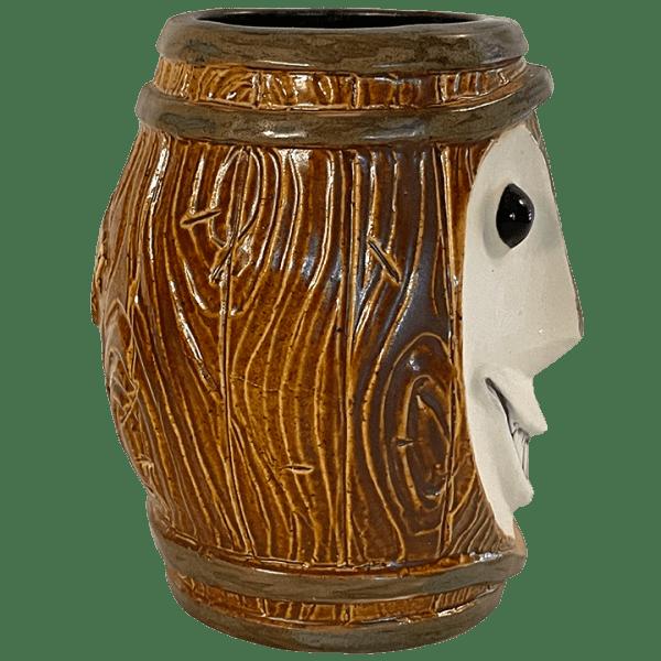 Side - Rum Barrel Bob - BigToe - Brown Edition
