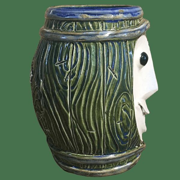 Side - Rum Barrel Bob - BigToe - Green Edition