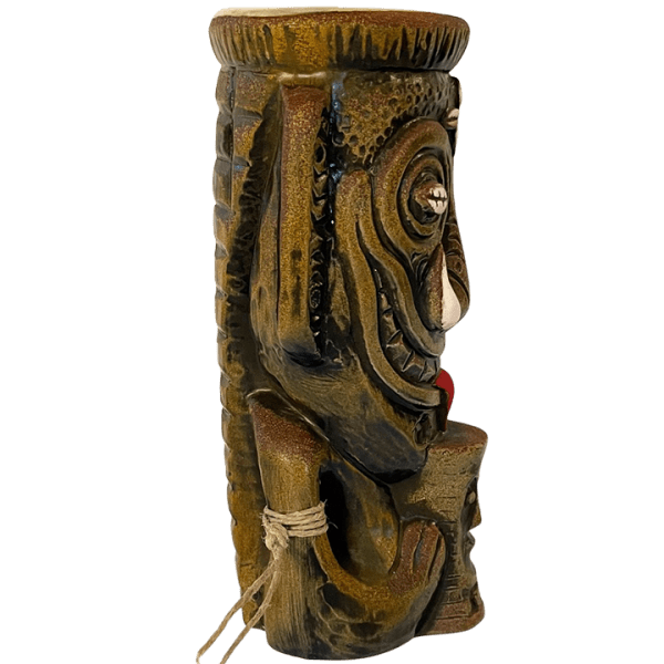 Side - The Collector - Tiki Collectors Facebook Group - 1st Edition