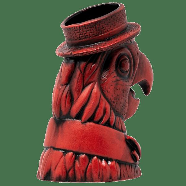 Back - Barker Bird - Trader Nic's - Lava Edition