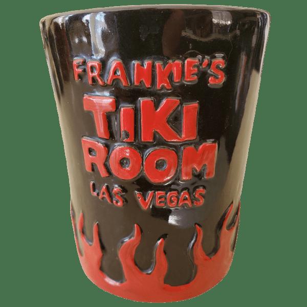 Back - Green Gasser Mug - Frankie's Tiki Room - 1st Edition