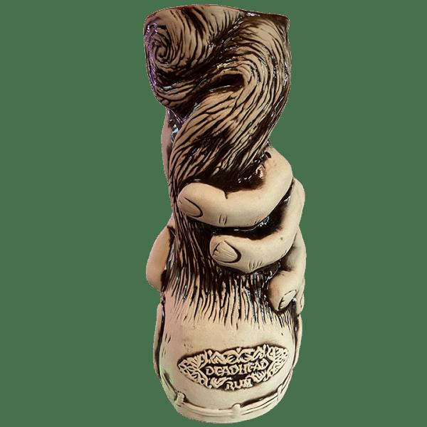 Back - Idol Hands - Deadhead Rum - Beige Edition