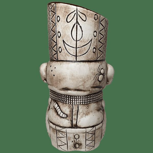 Back - Kaduku Witch Doctor Mug - Lost Temple Traders - Bone Edition